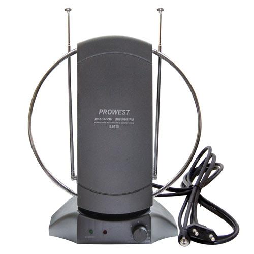 Комнатная антенна для цифрового тв dvb t2